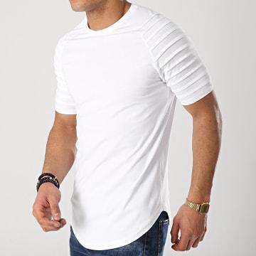 Tee Shirt Oversize 640 Blanc