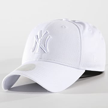 New Era - Casquette Femme League Essential New York Yankees 80524868 Blanc