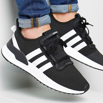 Adidas Originals - Baskets U Path Run G27639 Core Black Ash Grey Core Black