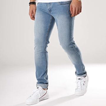 Indicode Jeans - Jean Pittsburg Denim Bleu Denim