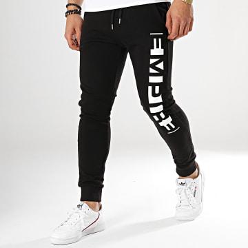 Pantalon Jogging 93 Square Noir