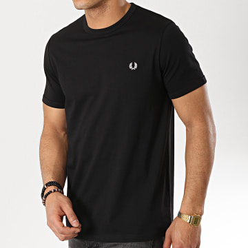 Fred Perry - Tee Shirt Ringer M3519 Noir