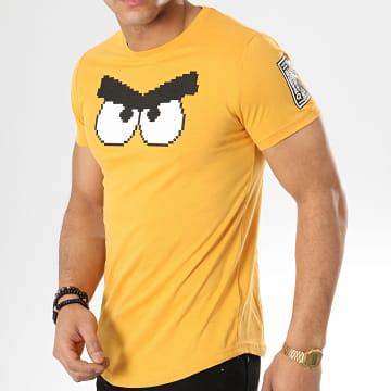 Tee Shirt Oversize 809 Jaune