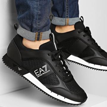 EA7 Emporio Armani - Baskets X8X027-XK050 Black