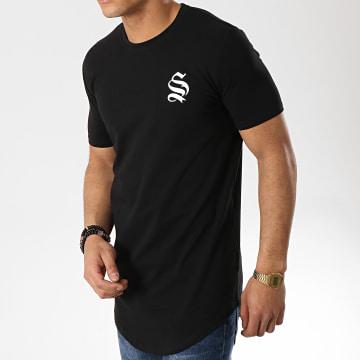 Tee Shirt Oversize Core Muscle 920 Noir