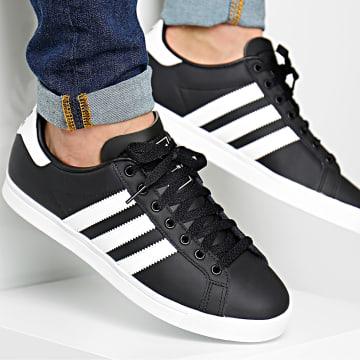 Baskets Coast Star EE8901 Core Black Footwear White