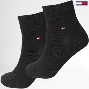 Tommy Hilfiger - Lot De 2 Paires De Chaussettes 342025001 Noir
