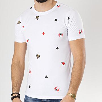 Tee Shirt 112 Blanc