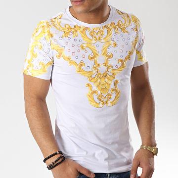 Berry Denim - Tee Shirt 102 Blanc Renaissance