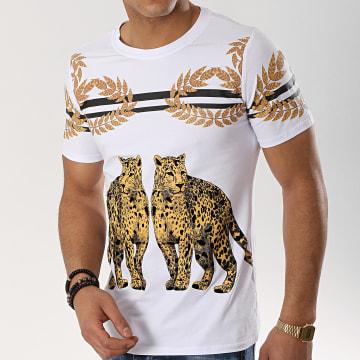 Tee Shirt 116 Blanc