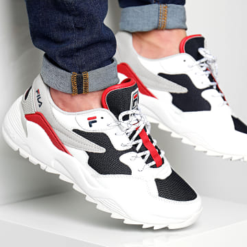 Baskets Vault CMR Jogger CB Low 1010588 01M White Navy Red