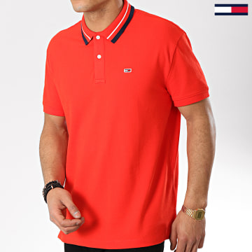 Polo Manches Courtes Classics Stretch 5509 Rouge