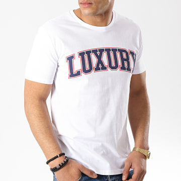 Tee Shirt Arch Blanc