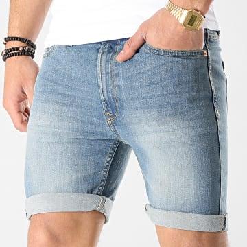 Short Jean Toulon Bleu Denim