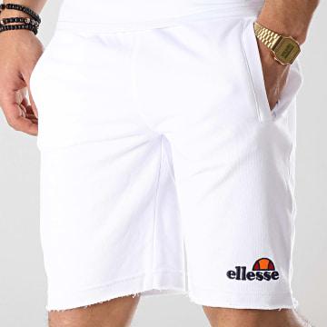 Short Jogging Molleton 1033N Blanc