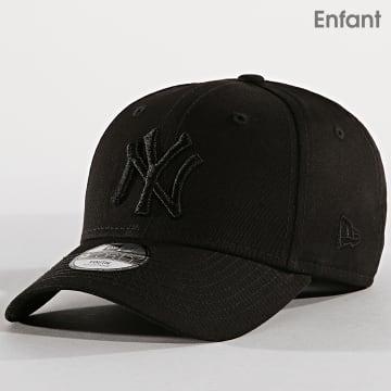 New Era - Casquette Enfant League Essential New York Yankees 12053099 Noir