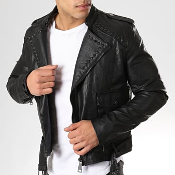 Veste Biker 88916 Noir