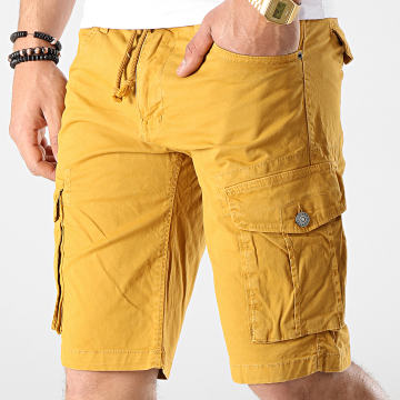 Short Cargo WW-5279 Jaune