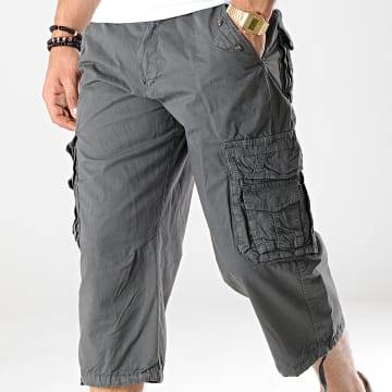 Short Cargo 1903 Gris Anthracite