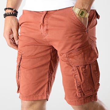 Short Cargo WW-5249 Rouge Brique