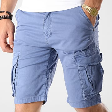 Short Cargo WW-5249 Bleu