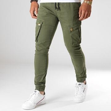 LBO - Jogger Pant Skinny Jumbo Khaki