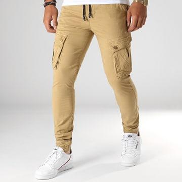 LBO - Jogger Pant Skinny Jumbo Beige