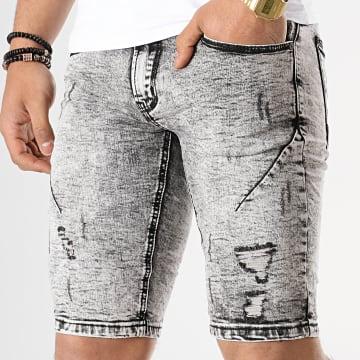 Short Jean 105 Gris