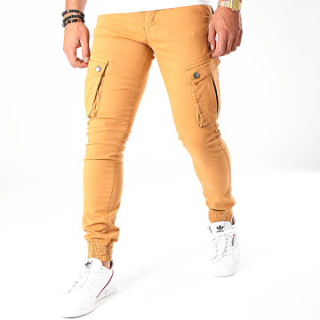 Paname Brothers - Jogger Pant Jerry Camel