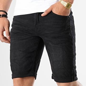 Short Jean TH37386 Noir
