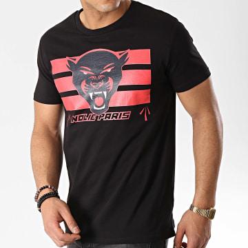 Dabs - Tee Shirt Panther Noir