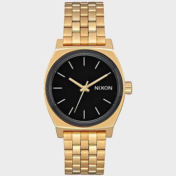 Montre Medium Time Teller A1130-2226 Doré Noir