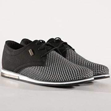 Chaussures 211 Black White