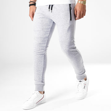 Pantalon Jogging 622 Gris Chiné