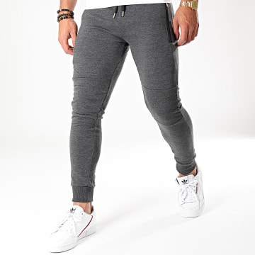 Pantalon Jogging 623 Gris Anthracite