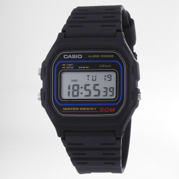 Casio - Montre Collection W-59-1VQES Noir