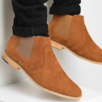 Classic Series - Chelsea Boots UB2478 Camel