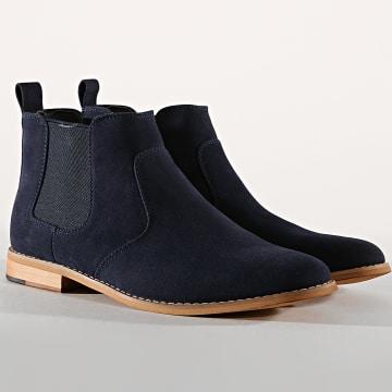 Chelsea Boots UB2478 Navy