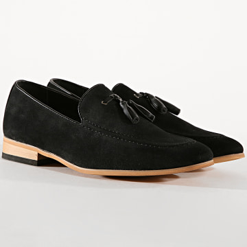 Classic Series - Mocassins UF1283 Black