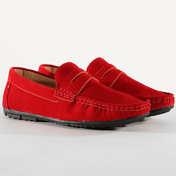 Mocassins UM101 Red