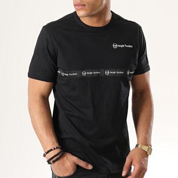 Sergio Tacchini - Tee Shirt Original 37859 Noir