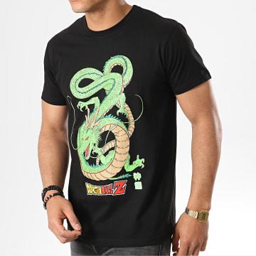 Tee Shirt Shenron Noir
