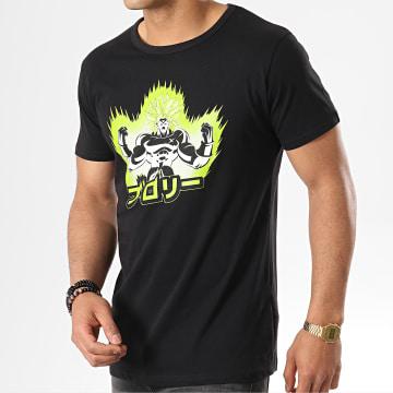 Dragon Ball Z - Tee Shirt DBS Broly Noir