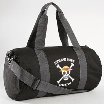 One Piece - Sac De Sport Skull Noir Gris