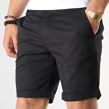 Selected - Short Chino Straight Paris Noir