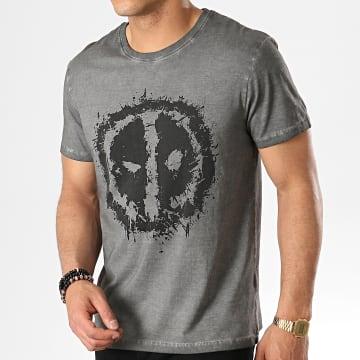 Deadpool - Tee Shirt Deadpool 47 Gris