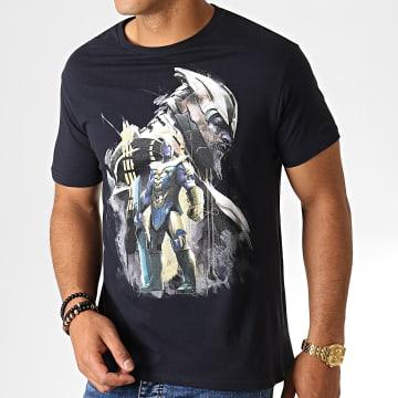 Avengers - Tee Shirt MEENDGMTS015 Bleu Marine