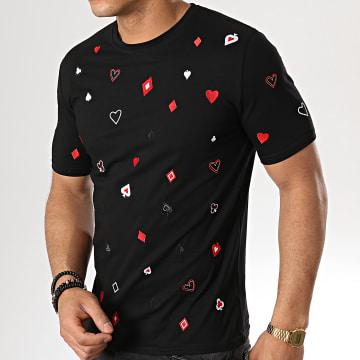 Tee Shirt JB18081 Noir