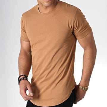 LBO - Tee Shirt Oversize 702 Camel