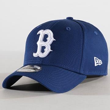 New Era - Casquette League Essential 940 Boston Red Sox Essential 11945657 Bleu Marine